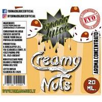 Aroma Tornado Juiice - Creamy Nuts - 20ml