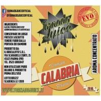 Aroma Tornado Juice - Calabria