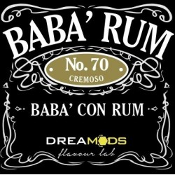 Aroma DreaMods - No.70 - Babà Rum