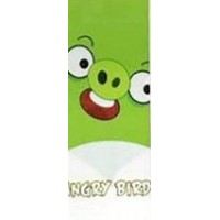 WRAP Termorestringente 18650 - Angry Birds Verde