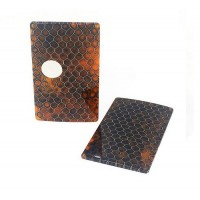 Pannelli per Billet Box - Black Honeycomb