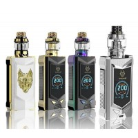 Kit MFeng 200W TC + WOLF Tank by Snowwolf