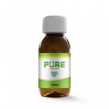 Base Pure 100ml - Full VG - Flacone 120ml