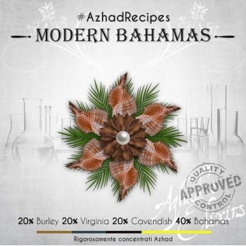 Bundle aromi Azhad's - Modern Bahamas