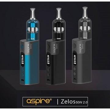 Aspire Zelos 50W Kit 2.0 con Nautilus 2s