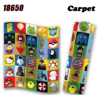 WRAP Termorestringente 18650 - Carpet