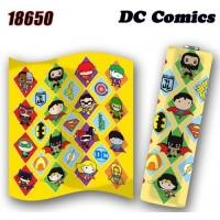 WRAP Termorestringente 18650 - DC Comics