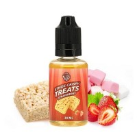 Aroma Ethos Vapors - Strawberry Crispy Treats - 30ml