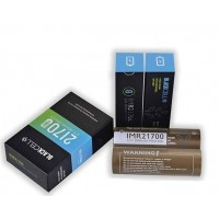 Batteria Blackcell IMR 21700 - 3800mAh - 40 A Max