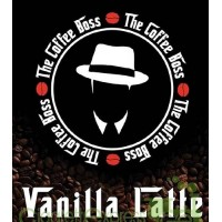 Aroma The Coffee Boss - Vanilla Latte - 30ml