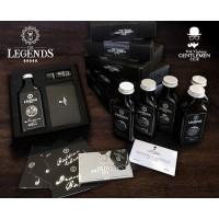 Pacchetto Gentlemen Legend - 5 Aromi