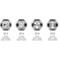 Resistenze Vaporesso GT2 Core 0.4ohm NRG