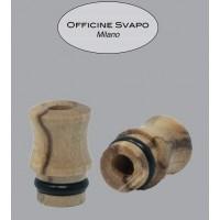 Drip Tip Legno - OFFICINE - Ulivo