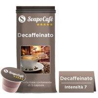 Caffè Decaffeinato per Nespresso