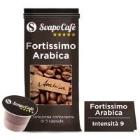 Caffè Fortissimo Arabica per Nespresso