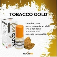 Liquido Vaporart Tobacco Gold 10ml
