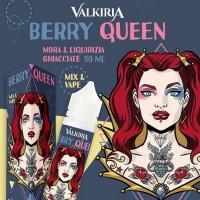 Liquido Valkiria BERRY QUEEN 50ml