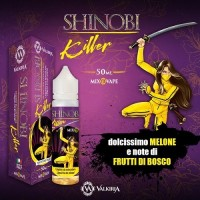 Liquido Valkiria SHINOBI KILLER  50ml