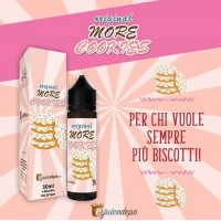 Liquido Ejuice Depo MORE COOKIES 50ml