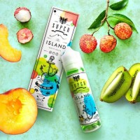Liquido Super Flavor THE ISLAND 50ml