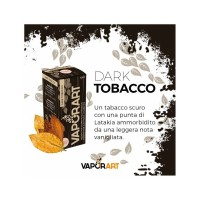 Liquido Vaporart Dark Tobacco 10ml