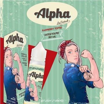 Liquido ALPHA by La Sistah 50ml