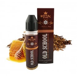 Royal Blend Old School - Microfiltrato Organico 15ml