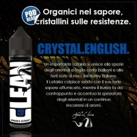 Aroma Azhad's CRYSTAL ENGLISH - Clean