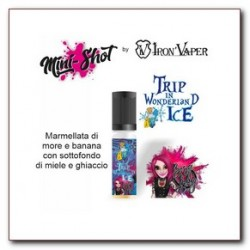 Iron Vaper TRIP IN WONDERLAND ICE mini shot 5ml