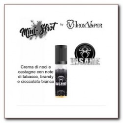 Iron Vaper INSANE mini shot 5ml
