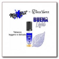 Iron Vaper BUENA LIGHT mini shot 5ml