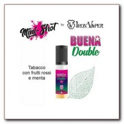 Iron Vaper BUENA DOUBLE mini shot 5ml