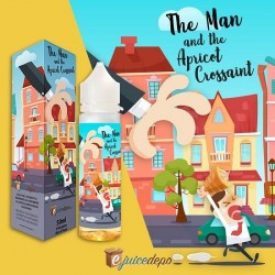 Liquido Ejuice Depo The Man And The Apricot 50ml