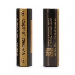 Batteria Aspire 18650 - 3000mAh