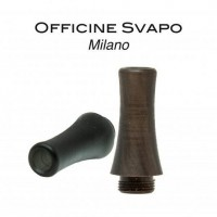 Drip Tip Officine Svapo - ZEUS - Metacrilato Marrone Madreperla