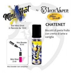 Iron Vaper CHATENET mini shot 5ml