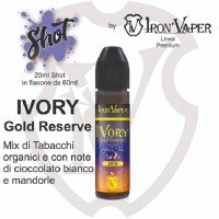 Iron Vaper IVORY Gold Reserve 20ml