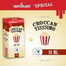 Liquido Vaporart CROCCANTISSIMO 10ml
