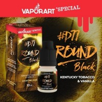 Liquido Vaporart ROUND BLACK 10ml