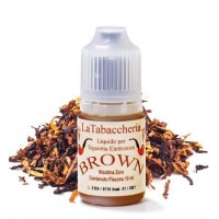 Liquido La Tabaccheria Brown 10ml