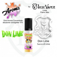 Aroma Iron Vaper DON LIME 15ml
