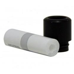 Drip Tip con filtri Zeep -  Pop Filter – Sponge  Filtro – History Mod