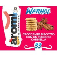 Aroma Aromì WARHOL n.33