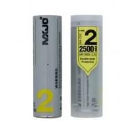 Batteria 18650 20A 3.7V 2500mAh - MXJO