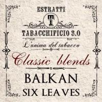 Tabacchificio 3.0 Balkan six leaves
