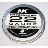 Filo NK Wire Ni80 - 22GA