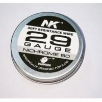 Filo NK Wire Ni80 - 29GA
