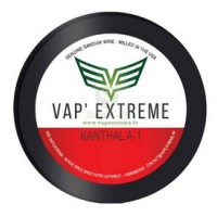 Filo Vap' Extreme - Kantal A1 26Ga - 0.40mm - 10m