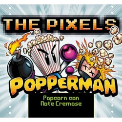 Aroma The Pixels POPPERMAN