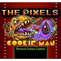 Aroma The Pixels COOKIE MAN